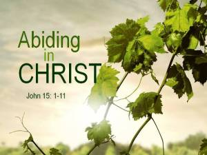 abiding-in-christ